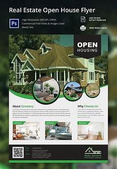 Real Estate Open House Flyers Open House Flyer Template 30 Free Psd Format Download
