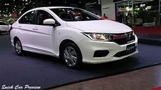 2019 Honda City by Preview 2019 Honda City S Cvt