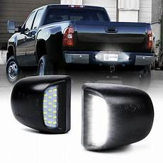 1994 Chevy Silverado License Plate Light Xprite White Led License Plate Light Assembly For 1999