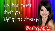 Hit The Lights Lyrics Selena Gomez Youtube Selena Gomez Amp The Scene Hit The Lights Lyrics Hd Youtube