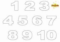Malvorlagen Zahlen Quiz Zahlen Ausmalen 1 10 Zahlen Zum Ausmalen Zahlen