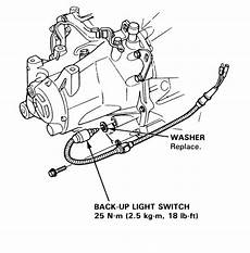 L200 Reverse Light Switch Location Repair Guides Manual Transaxle Back Up Light Switch