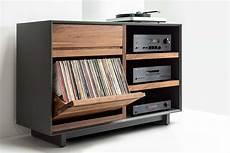 aero 51 lp media console modern stereo console symbol