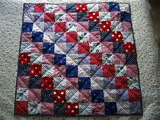 flowers in the window circus patchwork baby quilt