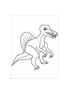 Malvorlagen Dinosaurier Spinosaurus Spinosaurus Ausmalbilder Kostenlos Und Gratis Malvorlagen