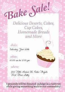 Bake Sale Template Word Download Bake Sale Poster Template Bake Sale Ideas For