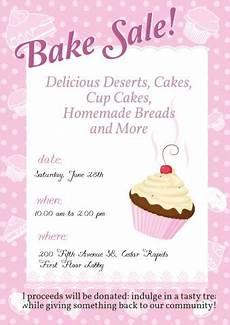 Bake Sale Poster Templates Free Download Bake Sale Poster Template Bake Sale Ideas For