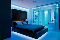 led schlafzimmer bedroom with blue lights search room
