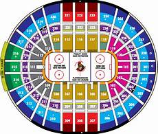 Ottawa Senators Seating Chart Scotiabank Place Canadian Tire Centre Canadian Tire Centre Concerts And