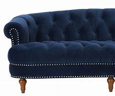 Navy Blue Covers For Sofa Png Image by La Rosa Chesterfield Sofa Navy Blue Home