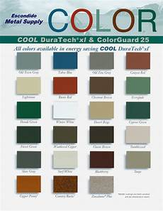 Tin Roofing Color Chart Awesome Steel Roofing Colors 8 Metal Roofing Color Chart