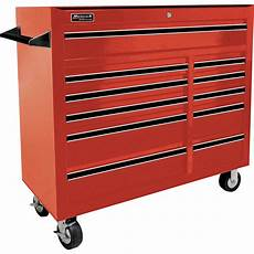 homak pro series 41in 11 drawer rolling tool cabinet