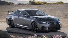 Lexus Rcf 2019 by 2020 Lexus Rc F Starts At 64 750 Track Edition Pricier