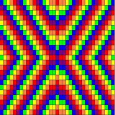 Graph Paper Patterns Graph Art A Pattern Made From Graph Paper Using The 6