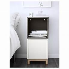 eket cabinet combination with legs white grey ikea
