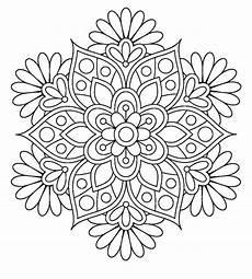 Malvorlagen Blumen Mandala Get This Flowers Mandala Coloring Pages For Adults Ycv41