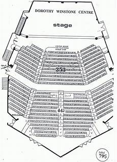 Mandell Theater Seating Chart Dorothy Winstone Centre Auckland Girls Grammar School