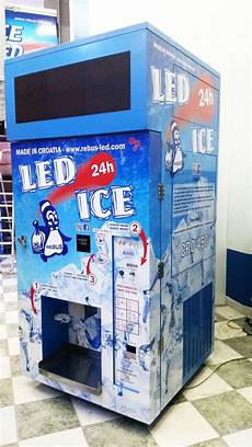 Ice Vending Machines Ice Vending Machine For Camps