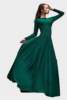 green evening dresses 2017 new s stylish