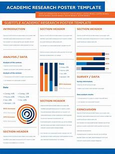 Research Poster Template Free 40 Eye Catching Research Poster Templates Scientific