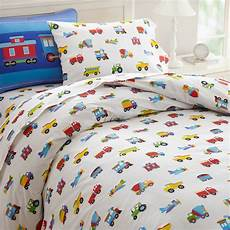 olive bedding trains planes trucks size