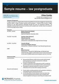 Resume For It Graduate Post Graduate Resume Templates At Allbusinesstemplates Com