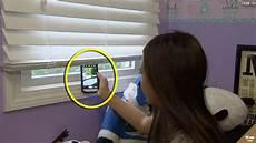 gadis yang mana ini gadis ini merekam penjahat yang masuk ke rumahnya