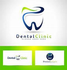 Dentistry Logo Design Dental Dentist Logo Design Stock Vector Illustration Of