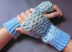 getting hooked free crochet pattern fingerless gloves