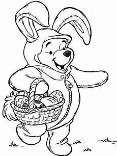 disney easter coloring pages free printable disney easter