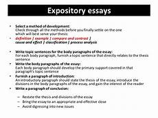 Easy Expository Essay Topics Write Expository Essay Esl Admission Paper Writer For