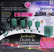 Christmas Light Show Kit Lowes Tis Your Season Holiday Brilliant Spectacular Light And