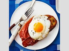 Prosciutto & Egg Toast   Rachael Ray Every Day