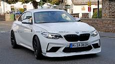 2020 bmw m2 hotter bmw m2 to carry cs suffix production starting