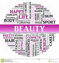 Words Related To Fitness Beauty Concept Related Words In Tag Round Cloud Vector