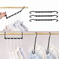 clothes hanger 10 space saving clothes cascading hangers 10 pack sturdy