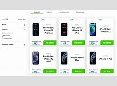 Maxis iPhone 12 And iPhone 12 Pro Series Zerolution Plan