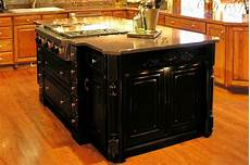 black kitchen islands thm remodeling quest for the kitchen island