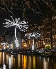 Amsterdam Light Festival Van Gogh Dates Join The World S Best Light Festival Amsterdam Light
