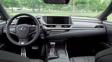 2019 Lexus Es Interior by 2019 Lexus Es 350 F Sport Interior F Black Hadori