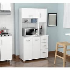 multi drawer microwave storage cabinet by inval america ebay