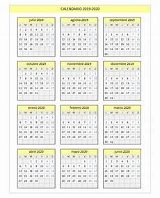 Calendario 2020 Xls Calendario 2020 Feriados Excel Calendario 2019