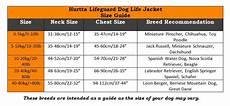 Hurtta Dog Coat Size Chart Hurtta Lifeguard Dog Life Jacket
