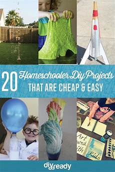 cheap and easy diy projects for homeschoolers diy projects