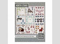 & Elizabeth Hartman North Stars Pattern Multi