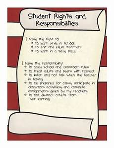 Student Rights And Responsibilities Student Rights And Responsibilities By Angelia Extra
