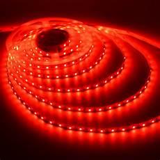 Red Tape Over Light Red Led Light 12volt Led Tape Light Led Kitchen