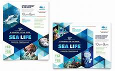 poster template word ocean aquarium poster template word amp publisher