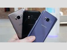 Samsung Galaxy S8 color comparison   Android Authority
