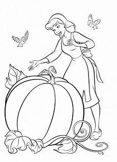 Malvorlagen Cinderella Malvorlagen Cinderella